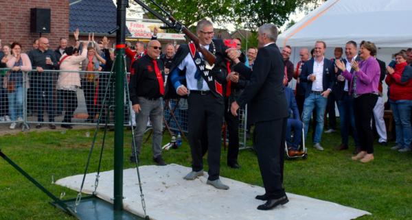 Ronald Salemink (WWM) gemeentekoning 2019
