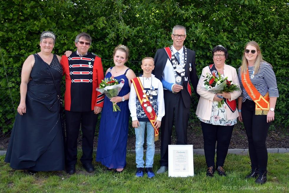 Gemeentelijk Koningschieten 2019