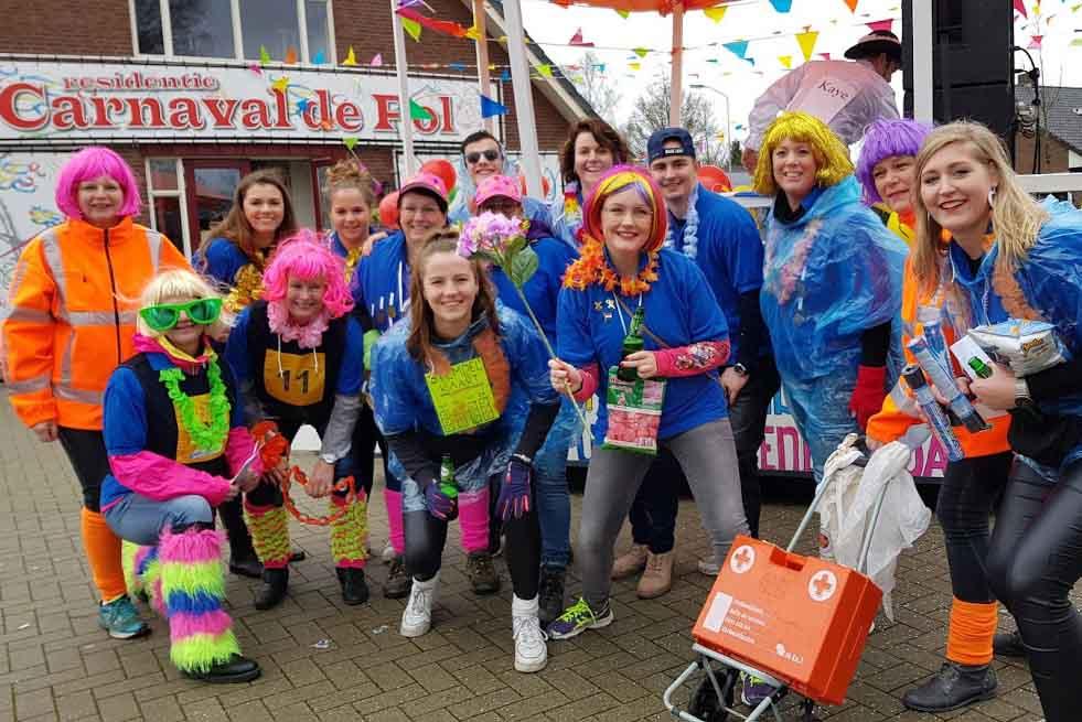 Polse Carnaval 2019 - Optocht Iseldonk