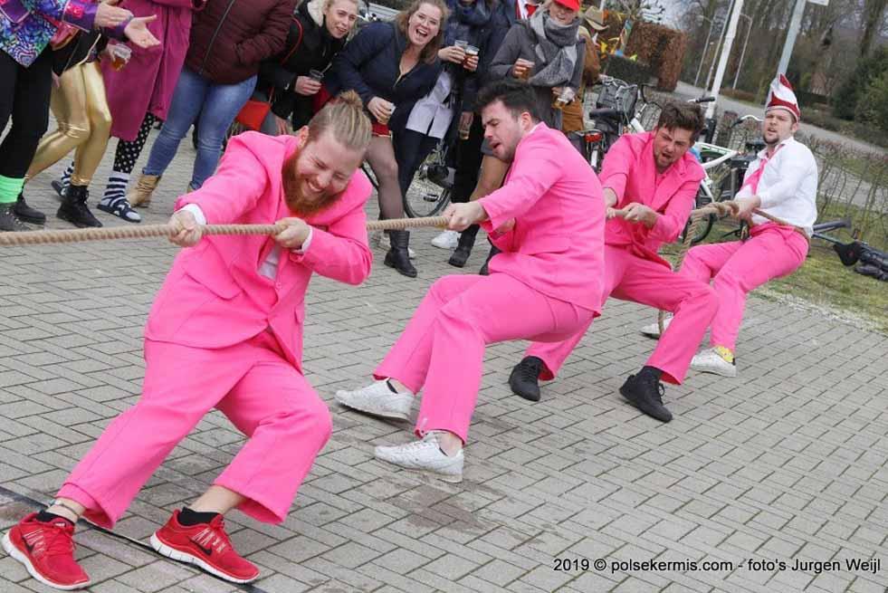 Polse Carnaval 2019 - Maandag