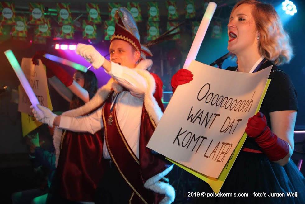 Polse Carnaval 2019 - Zaterdagavond