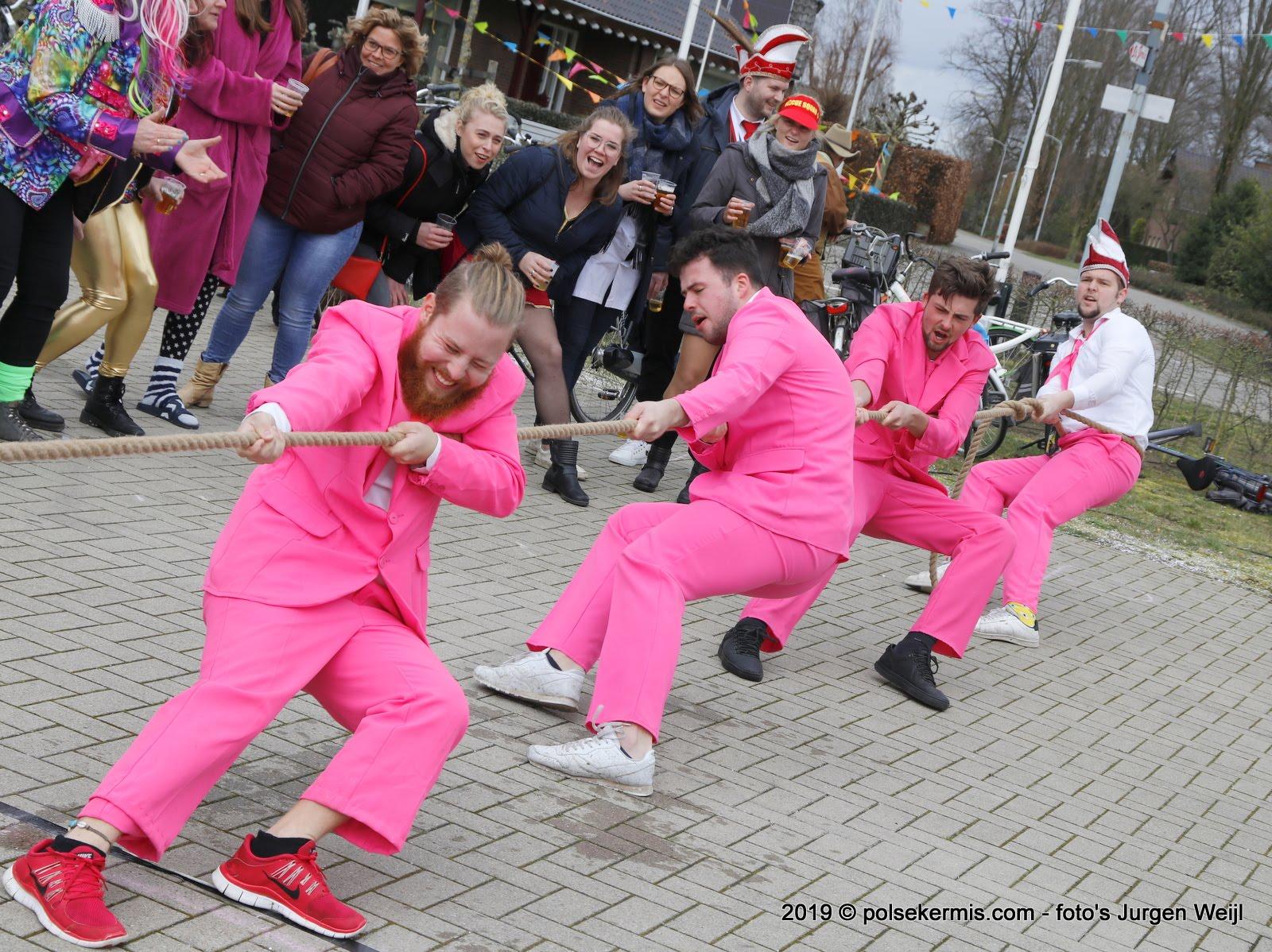 Aanmelden Touwtrekken Polse Carnaval