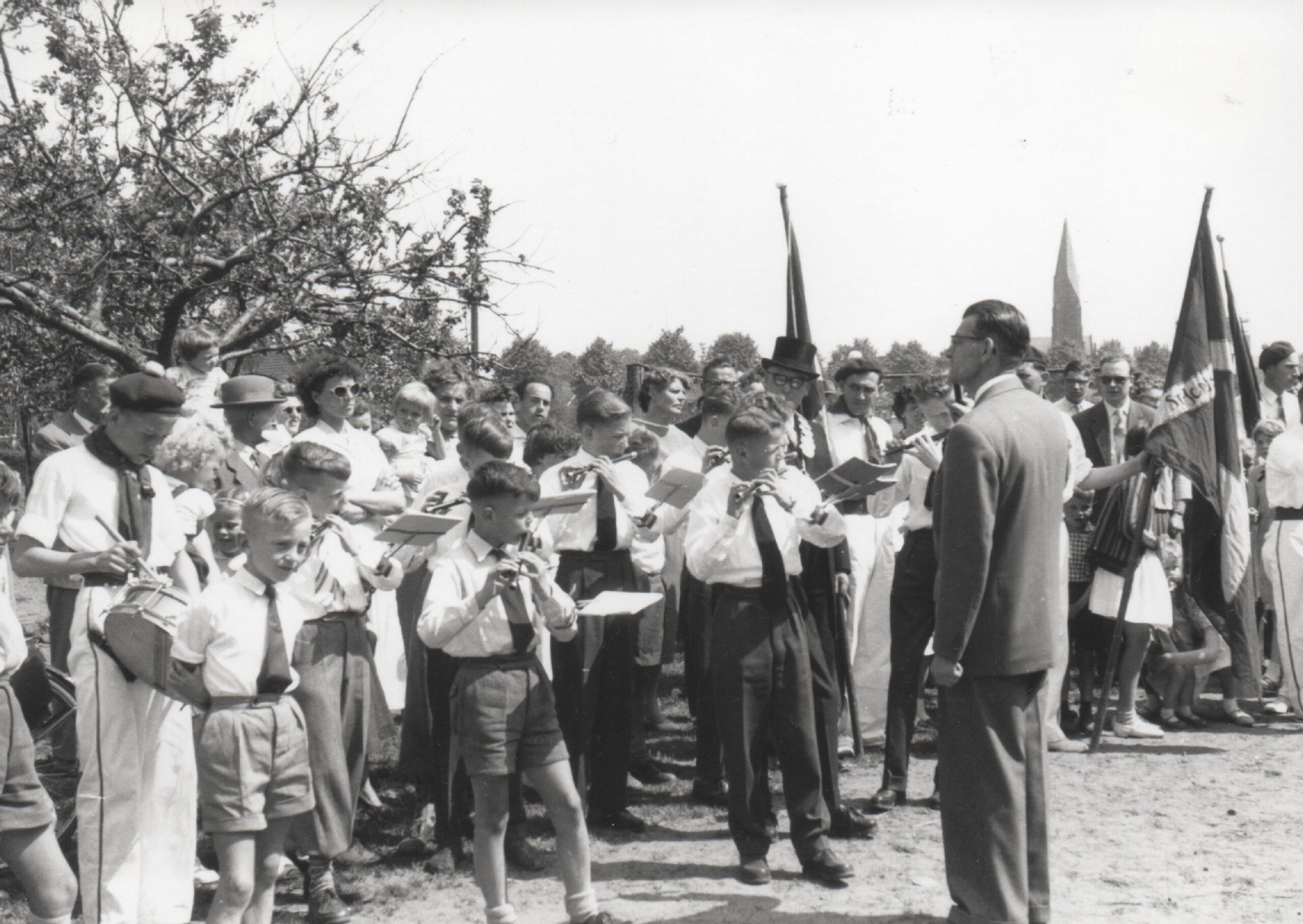 St. Joris 75 jaar! 4 oktober 1945 - 2020