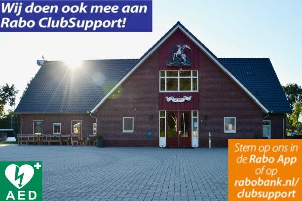 Rabo ClubSupport: stem op St. Joris!